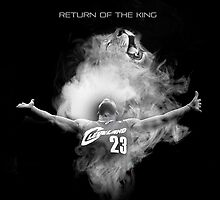 "LeBron James ""Return of the King"" by RhinoEdits"