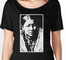 CHEYENNE WOMAN Women's Relaxed Fit T-Shirt