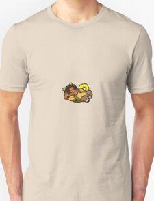 Nyantron Hunk Unisex T-Shirt