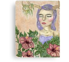 In Touch with Nature  Canvas Print