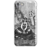 Dark Rain iPhone Case/Skin