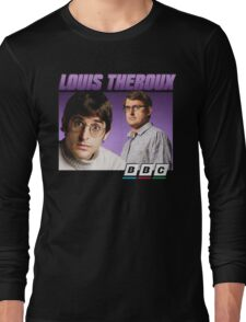 Louis Theroux 90s Alternate Long Sleeve T-Shirt