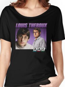 Louis Theroux 90s Alternate Women's Relaxed Fit T-Shirt