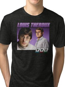 Louis Theroux 90s Alternate Tri-blend T-Shirt