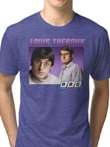 Louis Theroux 90s Alternate Tri-blend T-Shirt