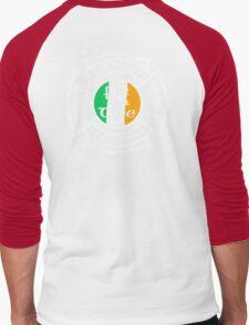 Irish Firefighter Men's Baseball ¾ T-Shirt