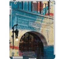 Hamm Building Collage iPad Case/Skin