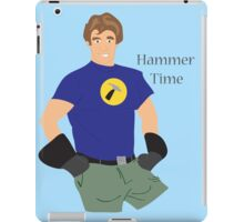 Hammer Time iPad Case/Skin