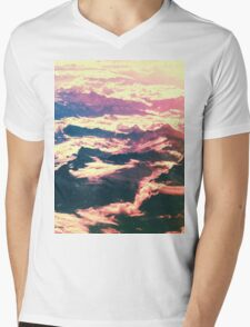 From Above Mens V-Neck T-Shirt