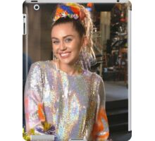Miley Cyrus SNL 2015 iPad Case/Skin
