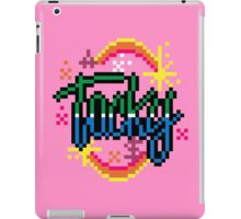 8-Bit Tacky iPad Case/Skin