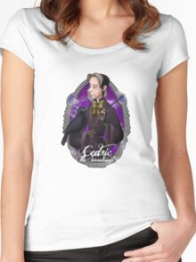 Cedric the Sensational Women's Fitted Scoop T-Shirt