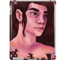 Sirius iPad Case/Skin