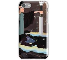 Who Is The King In The North? iPhone Case/Skin