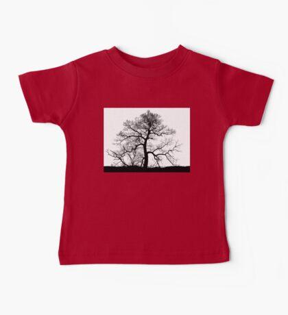 Bare Naked Tree Baby Tee
