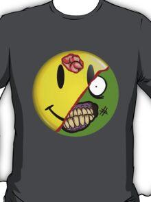 Zombie Happy Face T-Shirt