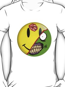 Zombie Happy Face T-Shirt