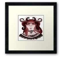 Sacrificial Lamb Framed Print