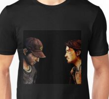 So.. its Luke and Nick.. Unisex T-Shirt