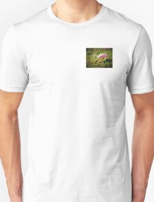 Roseate Spoonbill in hunting mode Unisex T-Shirt