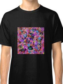Galaxy Graffiti Classic T-Shirt