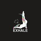 unicorn exhale by buri2016
