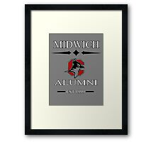 Silent Hill Midwhich Alumni  Framed Print