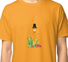 Thanksgiving Carrot with Vegetables Classic T-Shirt