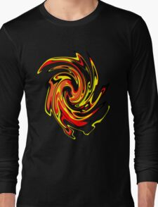 EjProject - Psychedelic 008 Long Sleeve T-Shirt