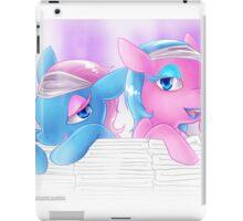 Spa Ponies iPad Case/Skin