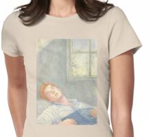 Dreaming Martin Womens Fitted T-Shirt
