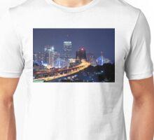 Zakim and Tobin Bridge Unisex T-Shirt