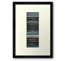 Oblivion Colorblinds Framed Print
