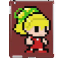 roll (mega man) iPad Case/Skin