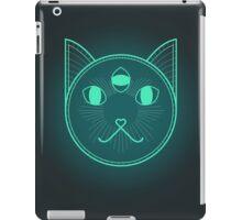 Dystopic Sci-Fi Kitty iPad Case/Skin
