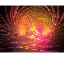 Solar Flares Photographic Print