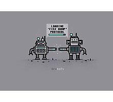 BRObots Photographic Print