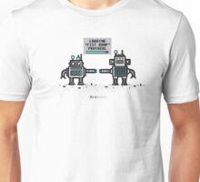 BRObots Unisex T-Shirt