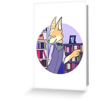 theres the door Greeting Card