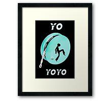 。◕‿◕。 YO~YoYo PICTURE/CARD 。◕‿◕。 Framed Print