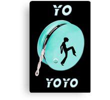 。◕‿◕。 YO~YoYo PICTURE/CARD 。◕‿◕。 Canvas Print