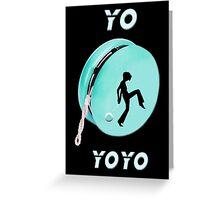。◕‿◕。 YO~YoYo PICTURE/CARD 。◕‿◕。 Greeting Card