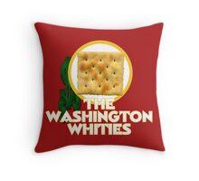 The Washington Whities Throw Pillow