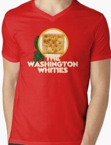 The Washington Whities Mens V-Neck T-Shirt