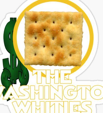 The Washington Whities Sticker