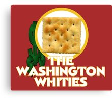 The Washington Whities Canvas Print
