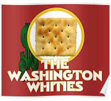 The Washington Whities Poster