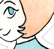 Pearl (Watercolor) Sticker