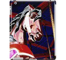 Brown Horse With Dark Mane iPad Case/Skin