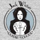 Jack White's Guitar School by kaligraf